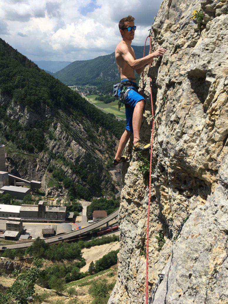 Climbing Plagne Kamasutra