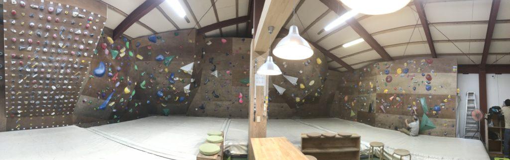 BOSSA Climbing Kobe Gym