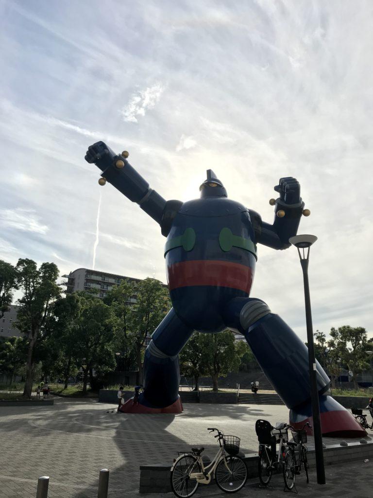 Gigantor, Kobe Tetsujin